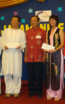 Best Dressed-Mr. Raymond Tan & Ms. Elsie Thye1
