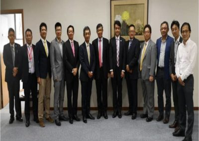 Jagam meeting with JACTIM and Japan Club of KL in Japan Embassy