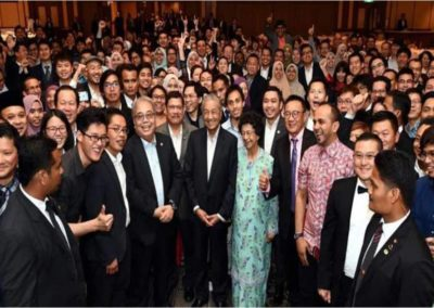 Jagam participated in Prime Minister Tun Dr Mahathir Visit to Japan 2018